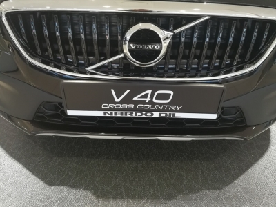 V 40 CROSS COUNTRY